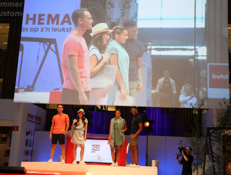 Hema Catwalk Show
